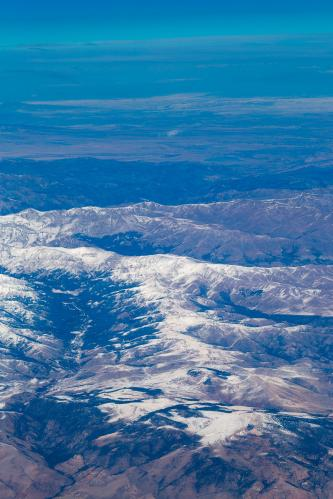 Shoshone River South Fork Canyon