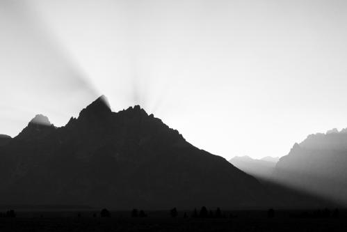 Still Waters at Schwabacher Landing