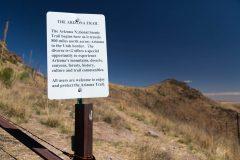 Arizona Trail Southern Terminus