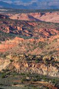 Northern Arizona Sandstone Hills