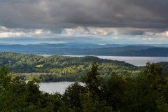 Rockland Lake and Hudson River
