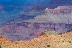 Hikers on South Kaibab Trail