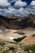 Alpine Terrain in the Tetons