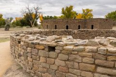 Fall Colors and Indian Ruins