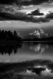 Storm Clouds Reflected in Oxbow Bend