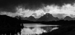 Heavy Storms Above Oxbow Bend