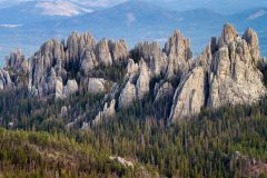 Cathedral Spires in the Black Hills