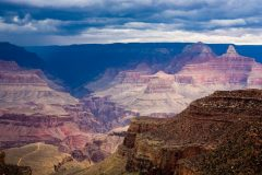 Storms Over Grand Canyon