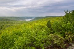 Scenic Overlook from Appalachian Trail