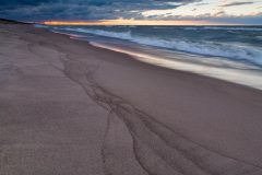 Wave Ripples in Sand
