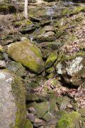 Stream Falling over Rocks