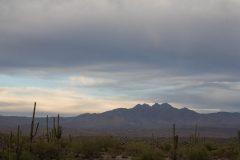 Four Peaks near Phoenix, Arizona