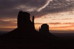 Monument Valley in Northern Arizona