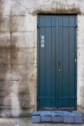 French Quarter Residence Entrance