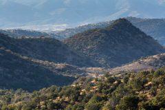 Expansive View from Santa Rita Mountains