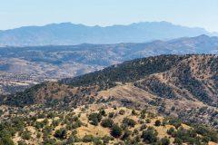 High Desert Grassland Mountains
