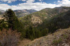 Taylor Mountain Beyond Snake River Foothills
