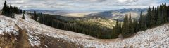 Teton Valley Beyond Mikesell Canyon Trail