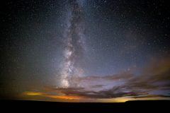 Milky Way Above Southern Wyoming