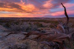 Southern Wyoming Sunrise