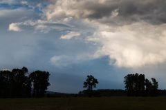 Thunderstorm over Ranch