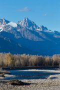 Early Winter Along the Snake River
