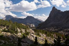 Wind River Mountains Ruggedness