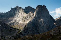 Pingora Peak and Granite Spires