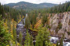 Fall River Below Terraced Falls