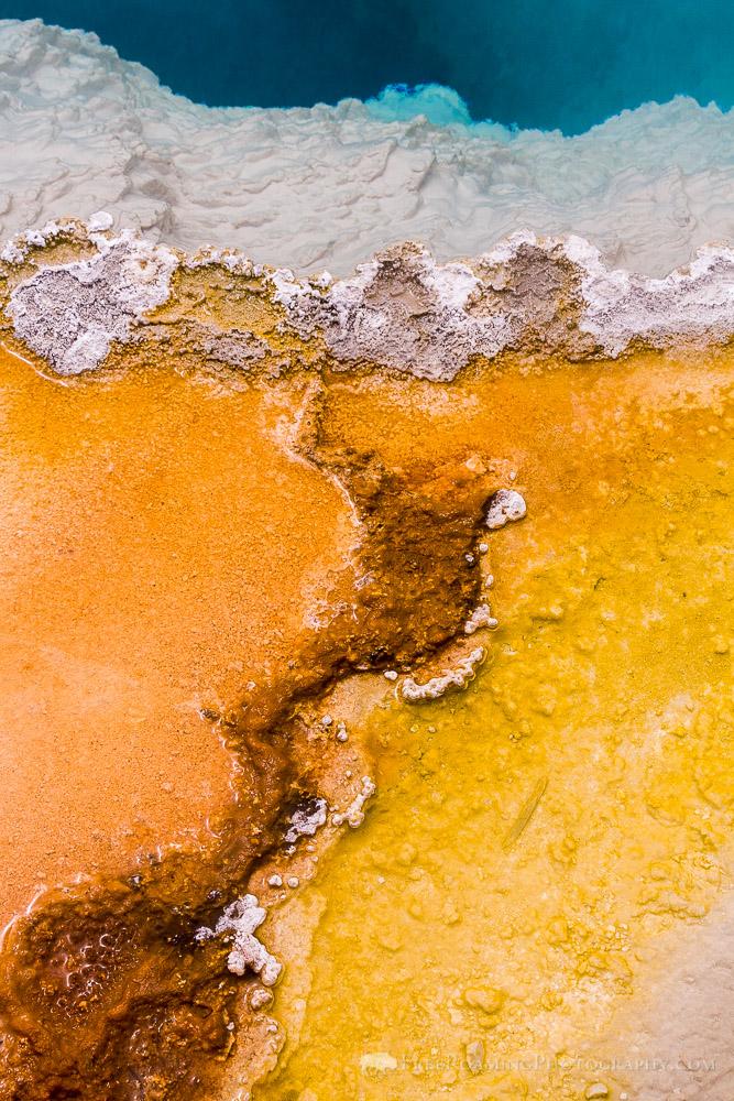 West Thumb Geyser Basin Abstract
