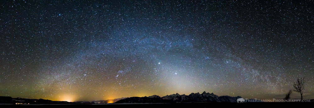 Fighting Light Pollution in Jackson Hole, Wyoming