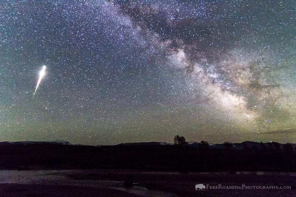 The Eta Aquarid Meteor Shower