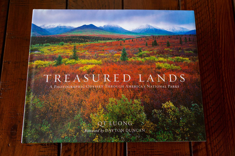 Treasured Lands Book Review