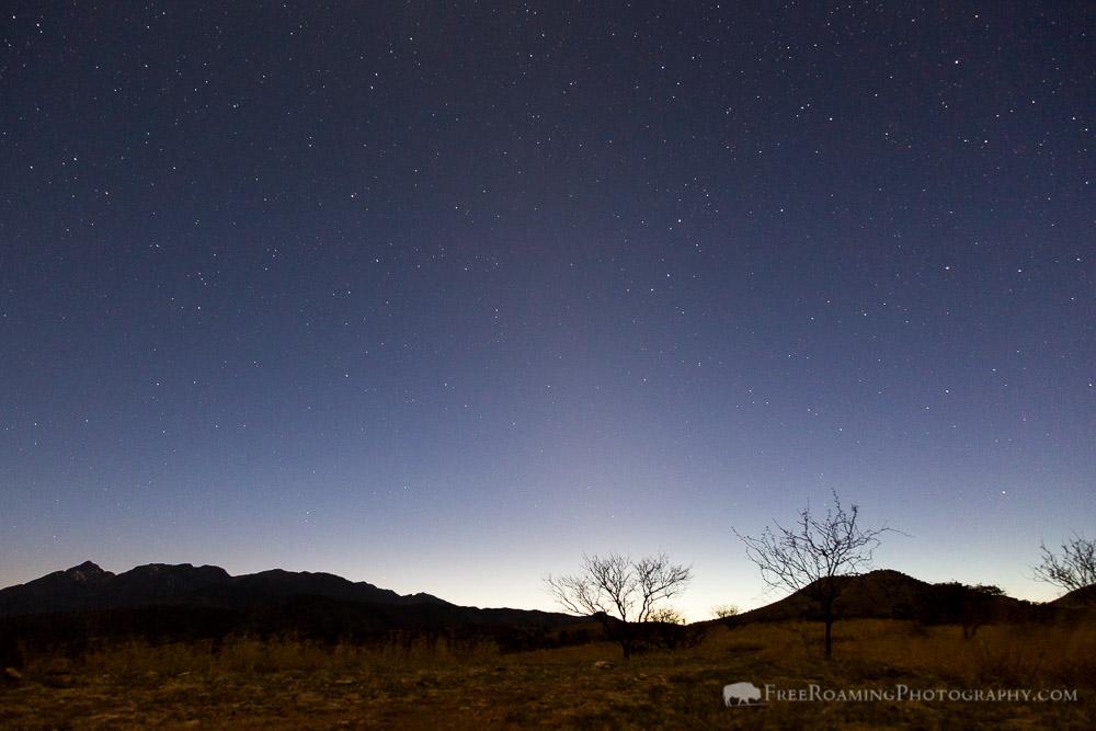 Civilization and My Night Skies