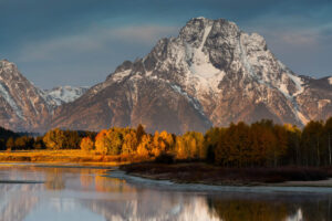 Best Spots for Fall Color in Grand Teton National Park