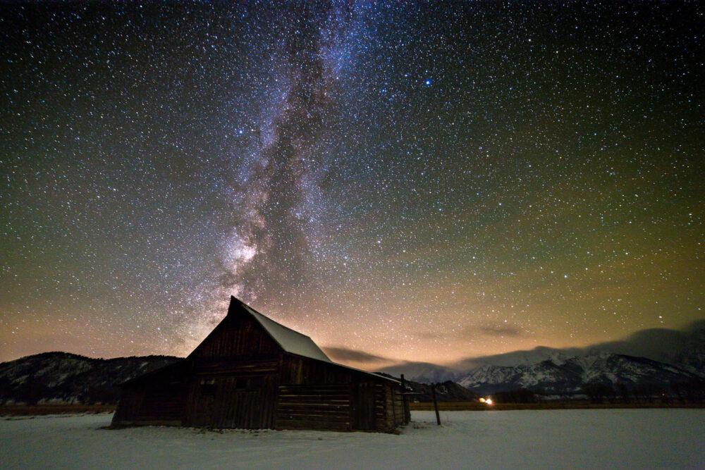 Best Spots in Grand Teton National Park for Night Photography