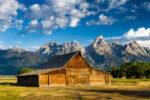 Moulton Barn and Teton Mountains